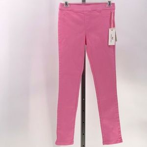 Vineyard vines girls pull on jegging pants 12 NWT